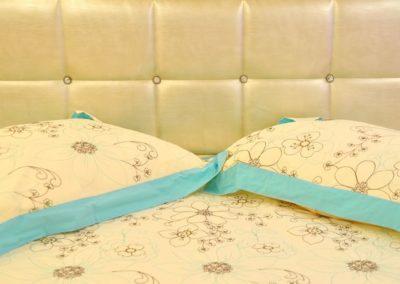 wypełnienia w produkcji kołder, poduszek i materaców