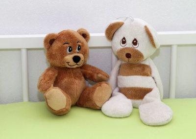 wypełnienia zabawek pluszowych